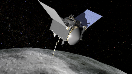 NASA Space Place: What Is an Asteroid?