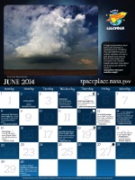 Thumbnail image of June calendar.
