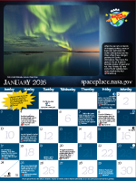 Thumbnail image of February calendar.
