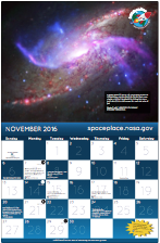 Thumbnail image of November calendar.