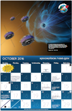 Thumbnail image of October calendar.
