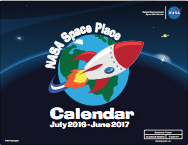 Thumbnail of calendar cover.