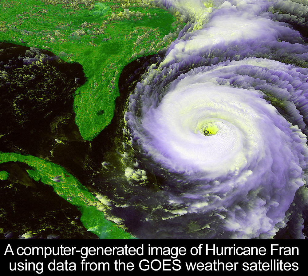 How do hurricanes form? :: NASA Space Place