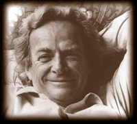 Photo of Richard Feynman