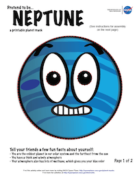 thumbnail image of first page of Neptune planet mask activity