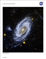 Small image of M81 litho