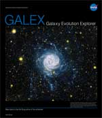 Image of GALEX M83 poster front