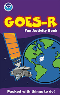 Thumbnail of GOES-R Fun Activity Book