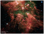 Small image of Eta Carinae poster.