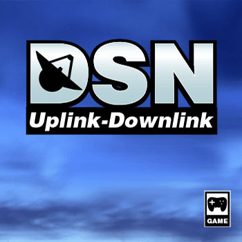 Game box art for the game DSN Uplink-Downlink. Credit: NASA/JPL-Caltech