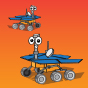 Similar Item 1 : The Mars Rovers: Spirit and Opportunity