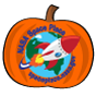 NASA Pumpkin Stencils