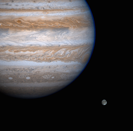All About Jupiter :: NASA Space Place