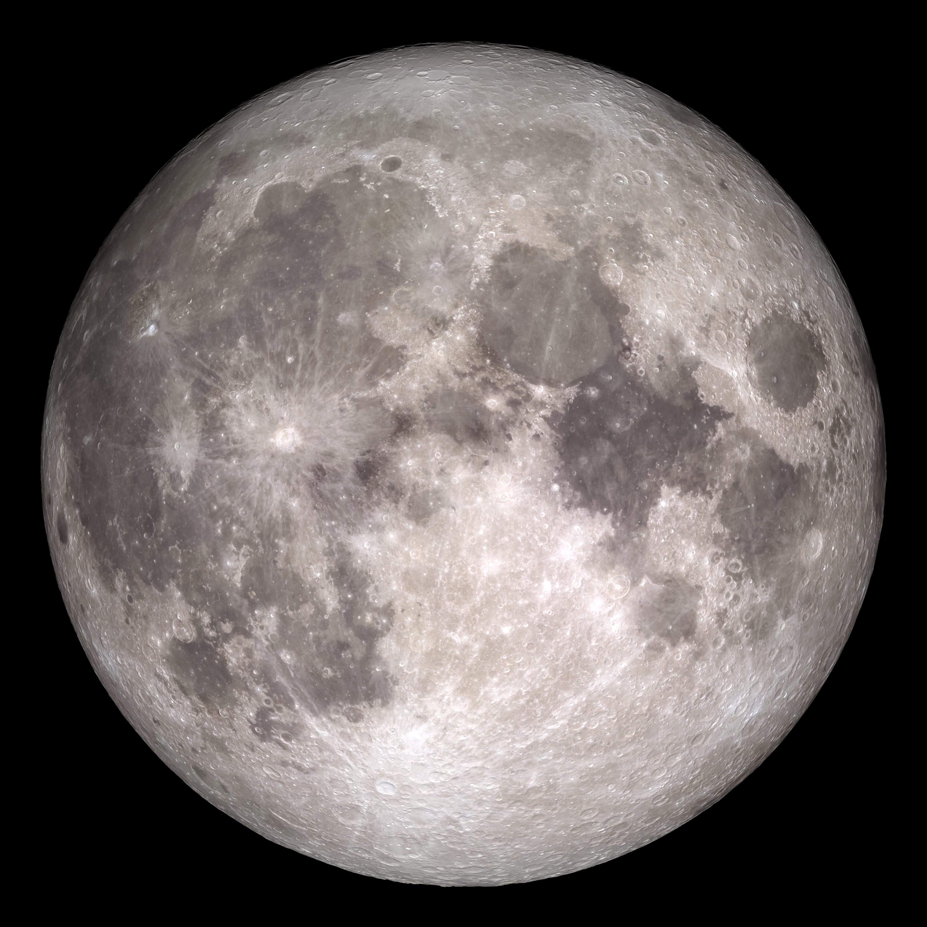 the moon near side.en - The Moon 1969
