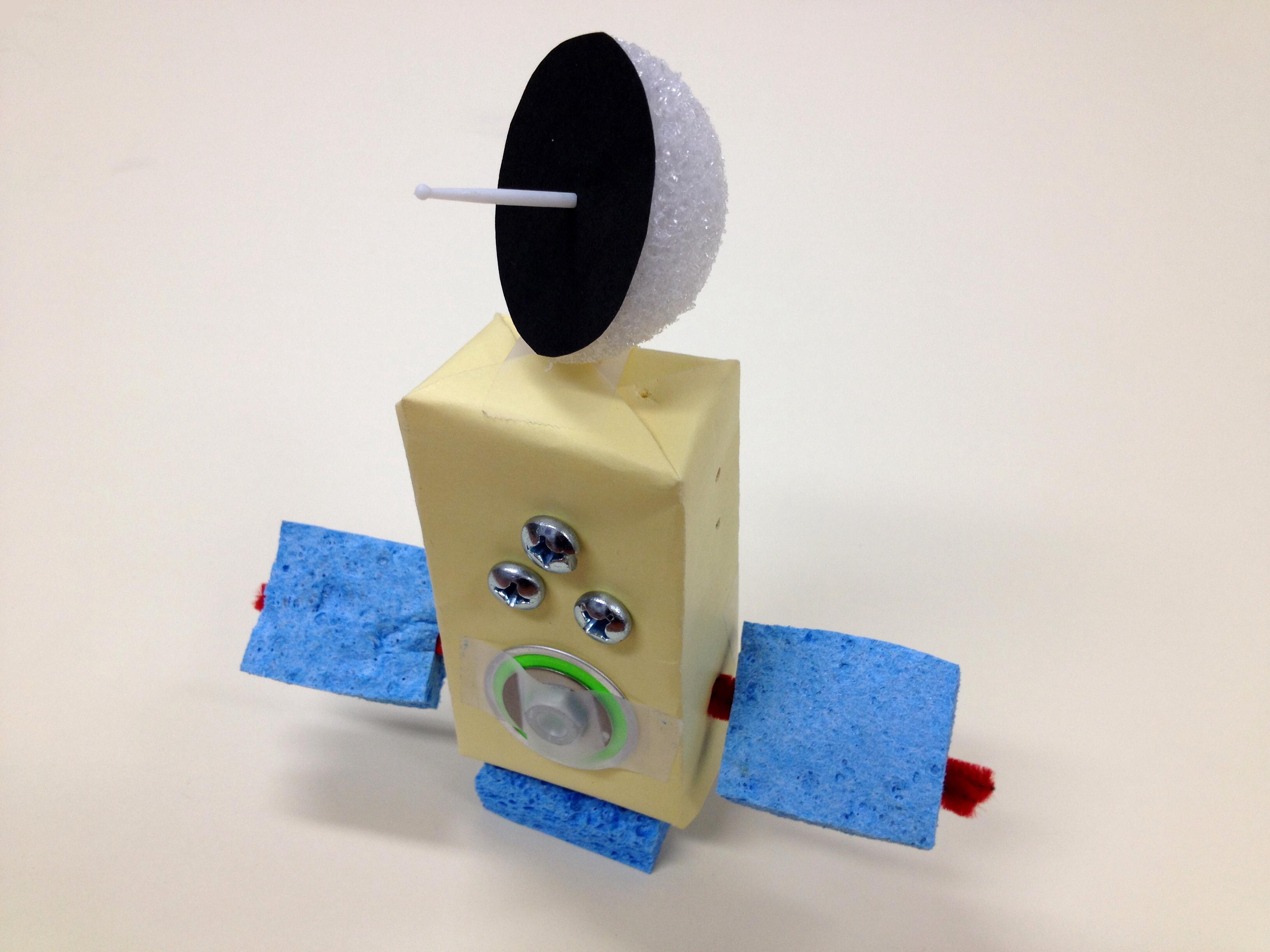 spacecraft how to build - photo #2