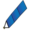 icon of a solar panel