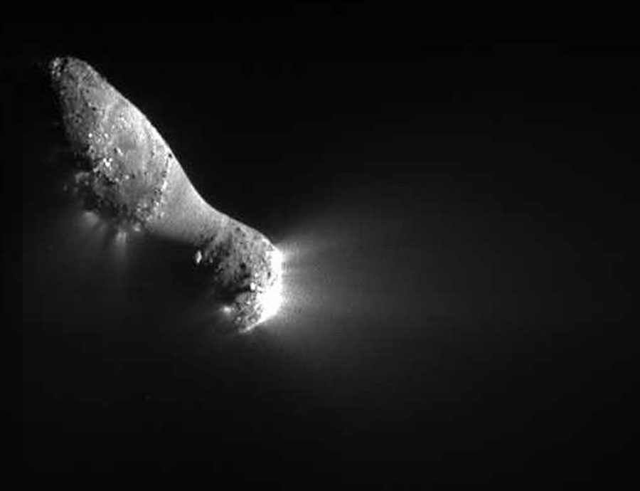 Thirsty? Have a comet!   NASA Space Place – NASA Science ...