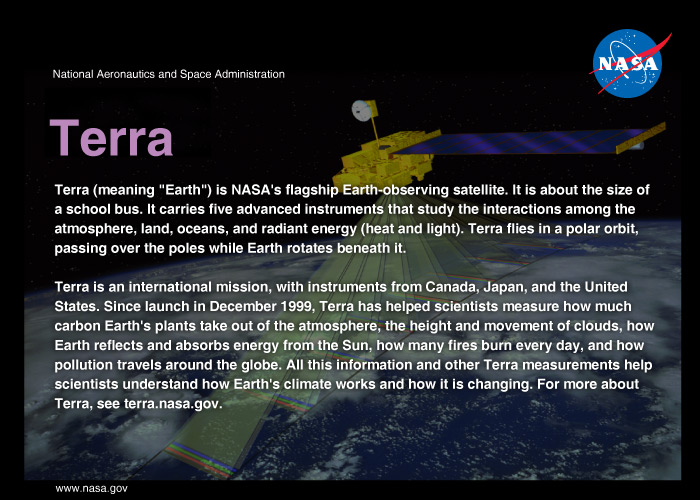 Terra Mission Card