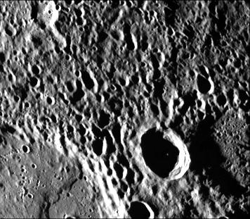 Even closer image of Mercury