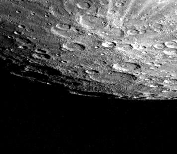 Closer image of Mercury