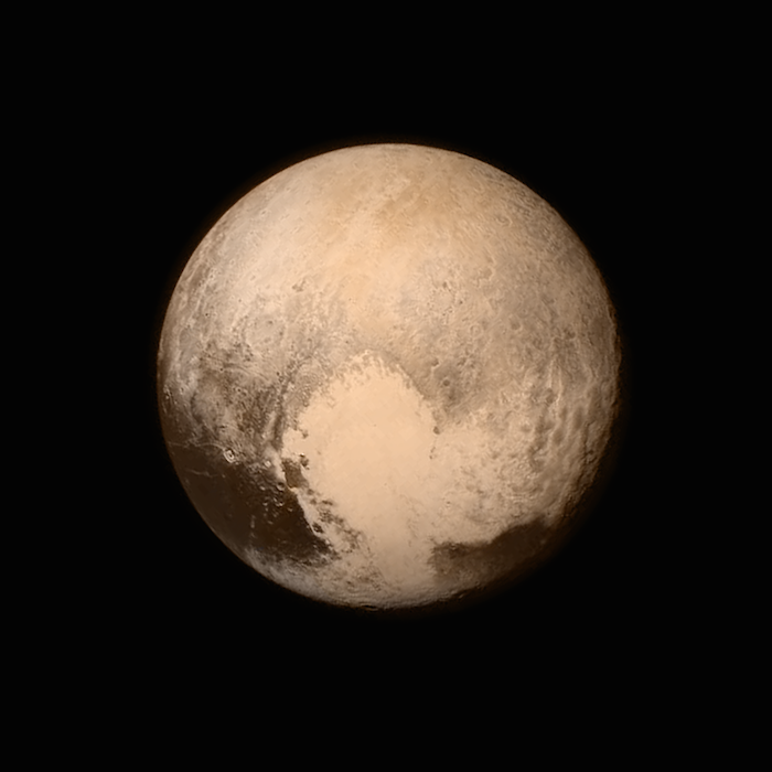 All About Pluto | NASA Space Place – NASA Science for Kids