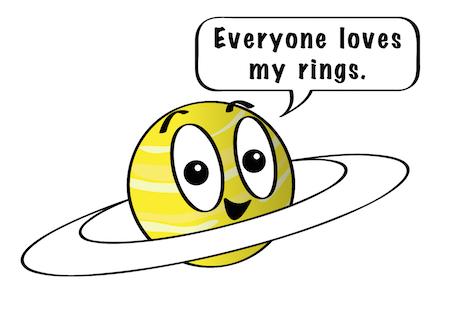 saturn's rings #10