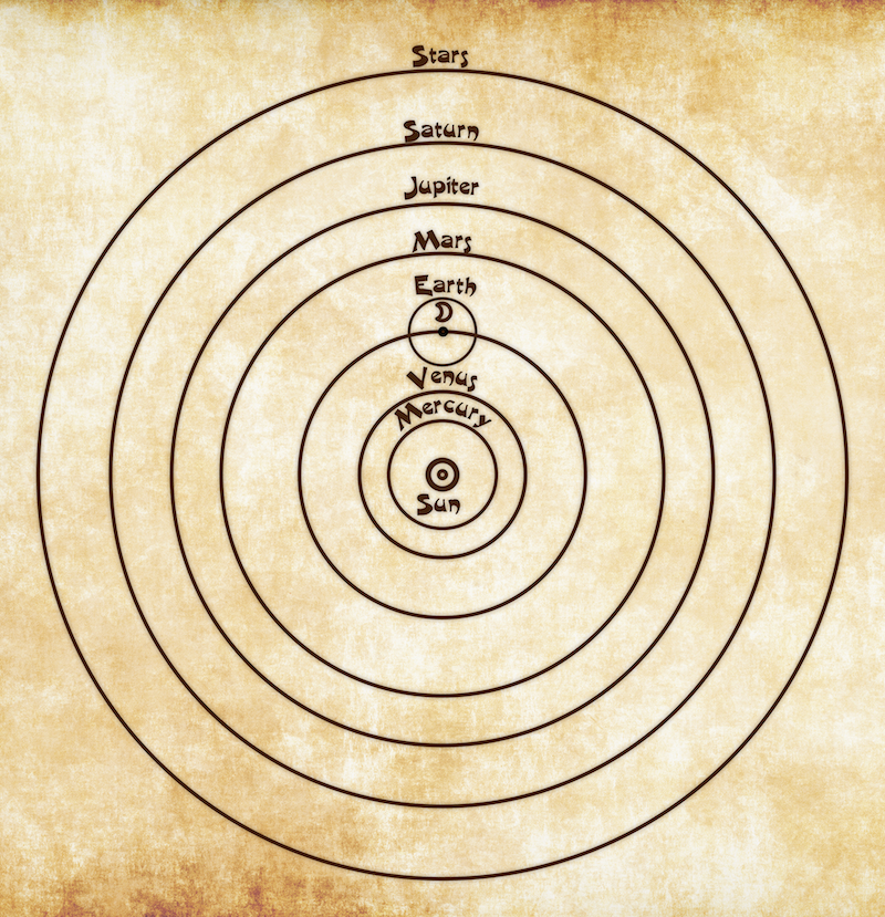 nicolaus copernicus sun centered solar system - photo #9