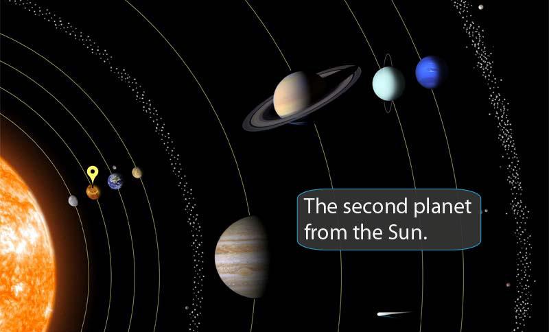 solar system venus - photo #33