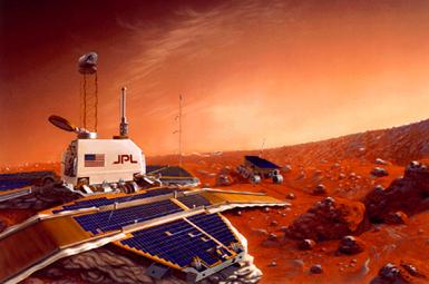 mars rover july 4 1997 - photo #19
