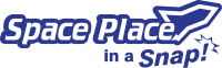 Space Place in a Snap Logo