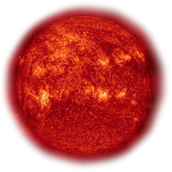 a picture of the sun