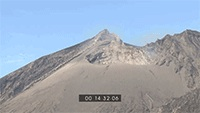 gif of a volcanic eruption