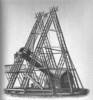 Telescopio construido en 1785 por William Herschel