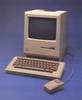 Macintosh computer from the 1980s